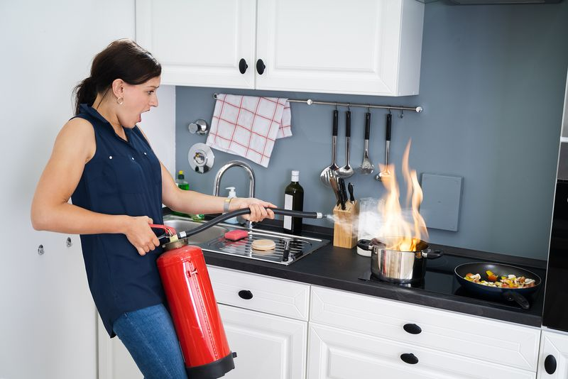 What to know about fire prevention – Be safe in the kitchen
