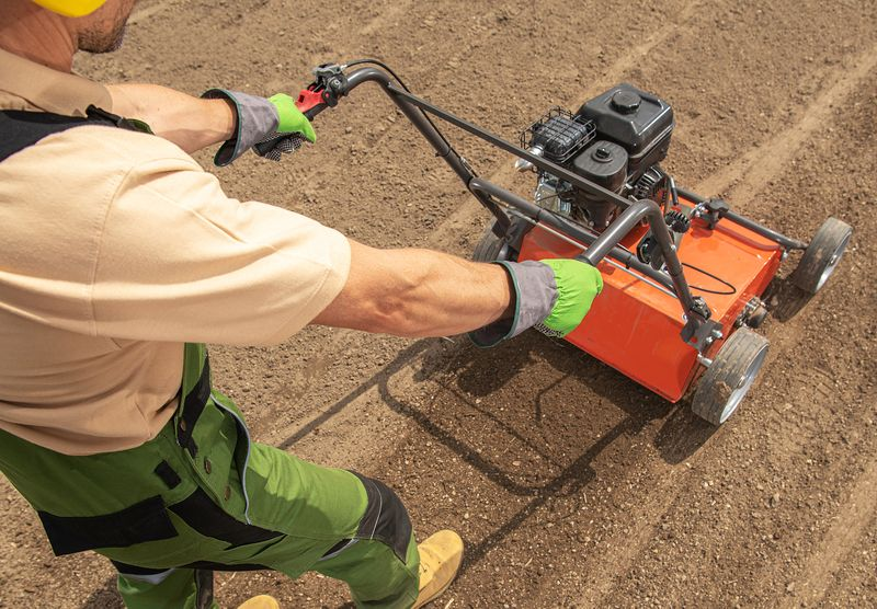 Now is the ideal time to aerate your lawn
